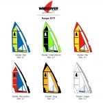 Windsurfer Couleurs