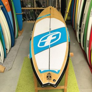 F-one Stand Up Paddle Anakao 9'5 Occasion - Action Fun Lorient