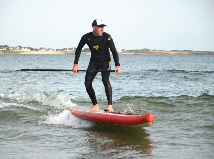 Stand Up Paddle Gonflable - Action Fun Lorient, surfshop en Bretagne