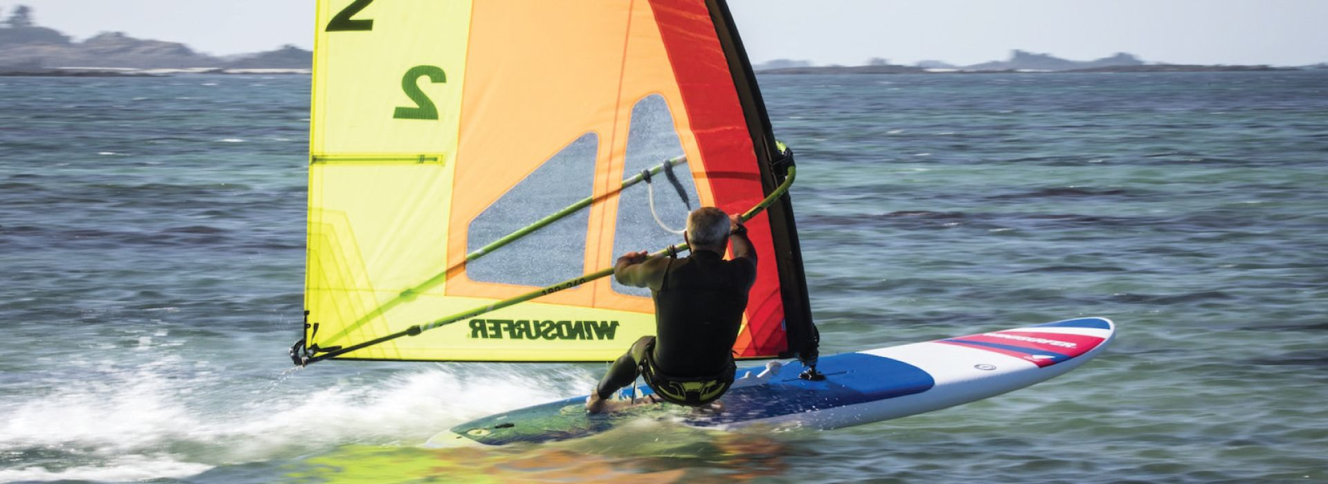 Windsurfer - Action Fun Lorient
